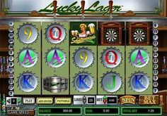 lucky lager слот