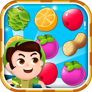играть Fruits Land онлайн бесплатно