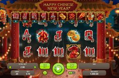 Chinese New Year слот