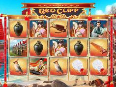 слоты Red Cliff